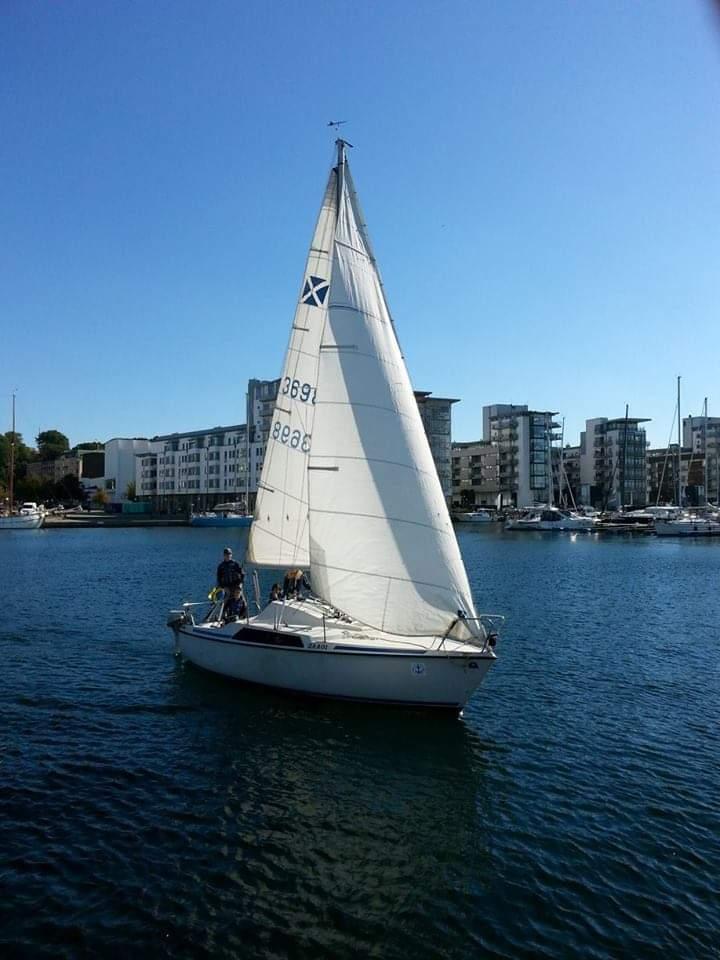 HYC vuxenseglarskola Norra Hamnen