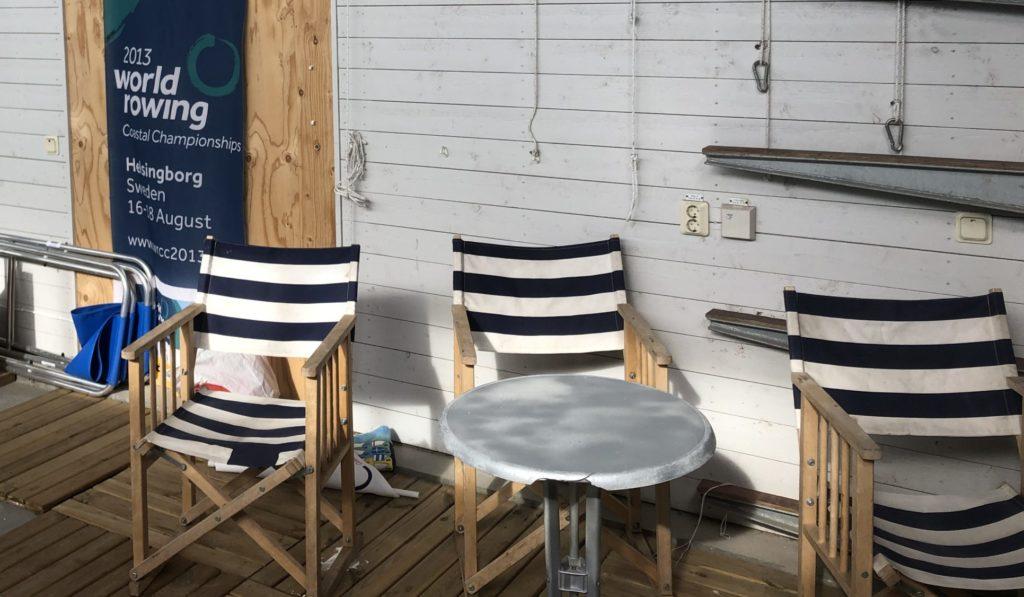 Norra Hamnen Marina Mastskjul
